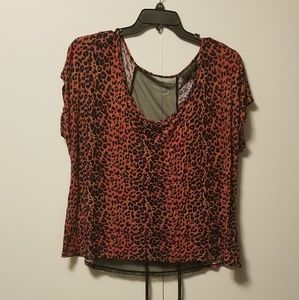 Forever 21 plus top